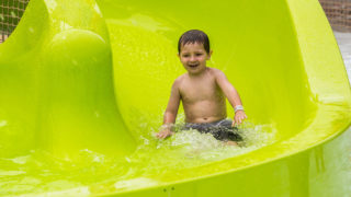 Battle of Lake Erie attraction at Waldameer Water Park