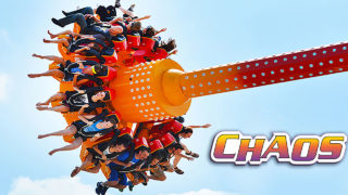Chaos new ride at Waldameer Amusement Park