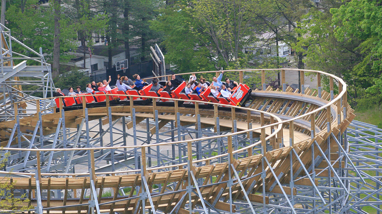 Ravine Flyer II Ride
