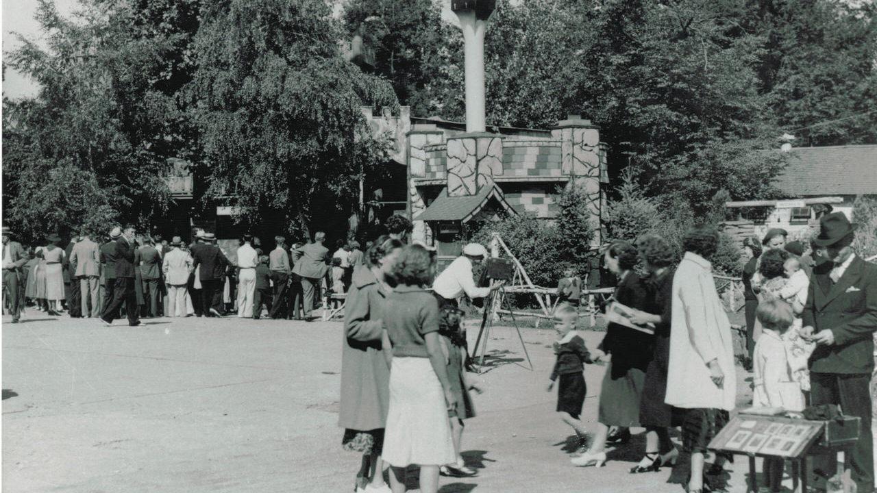 Waldameer Park 1940s