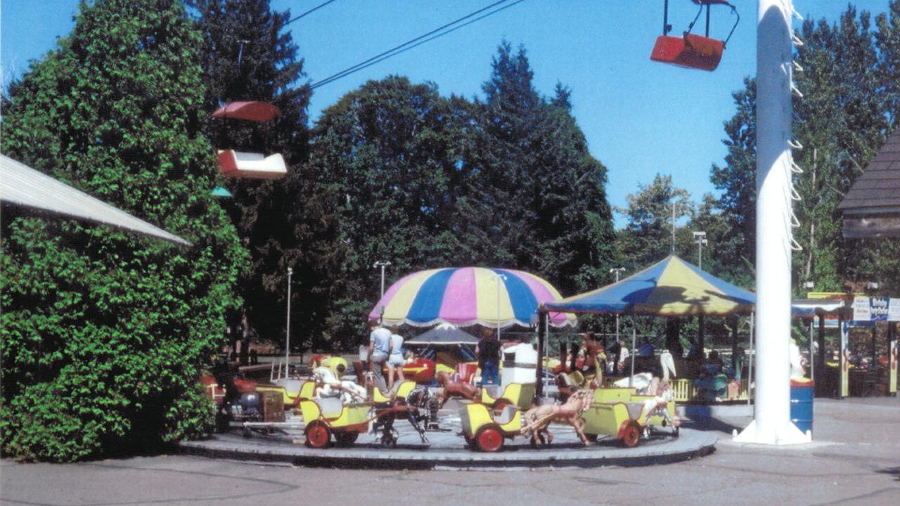 Kiddieland 1980s