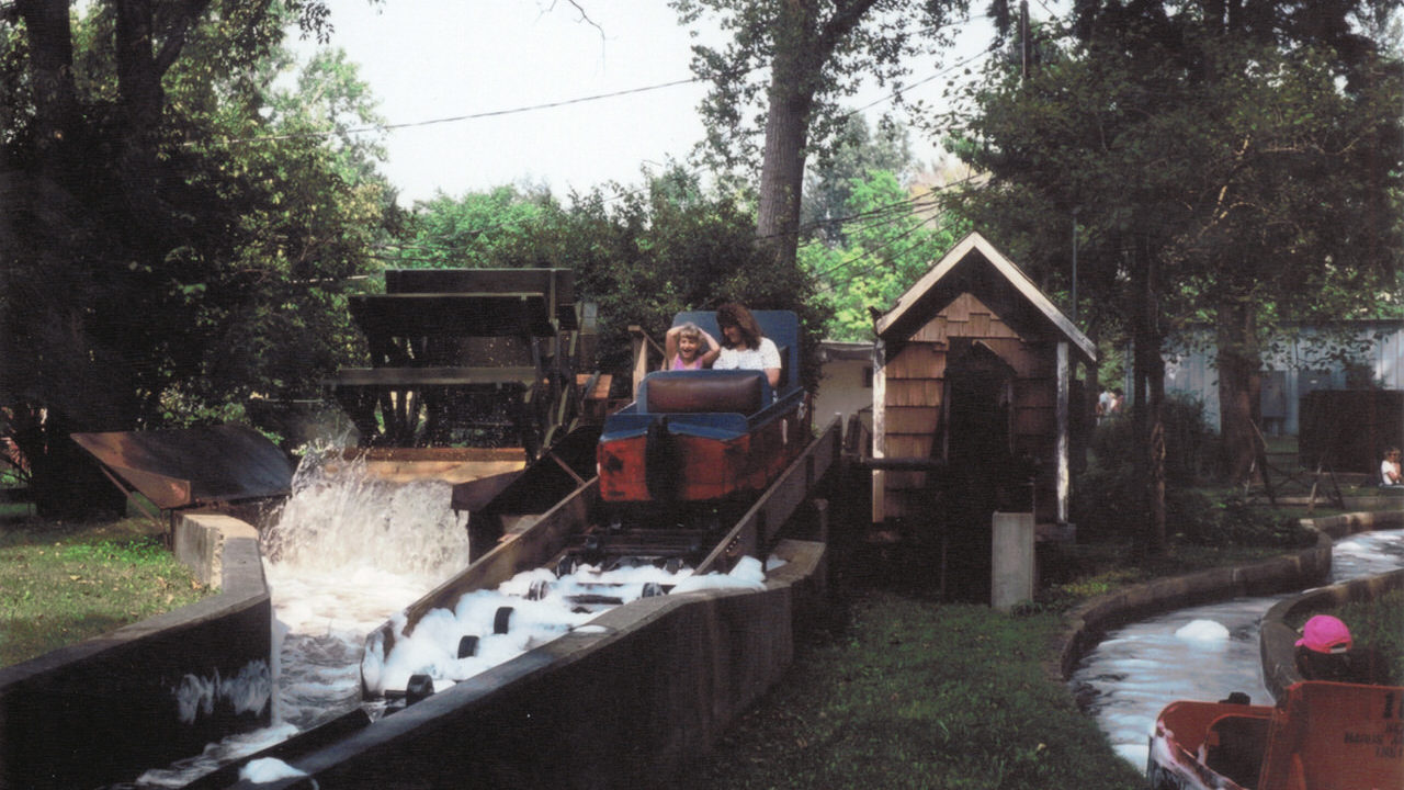 Old Mill Gm >> Park History | Waldameer Park & Water World