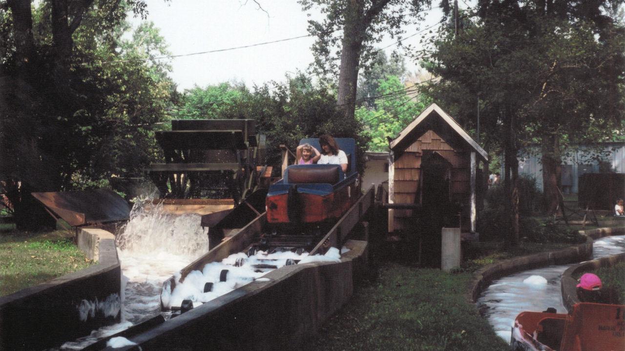 Mill Run Drop 1990s