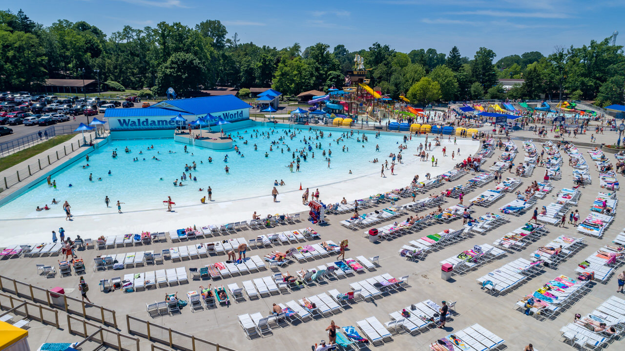 Waldameer new water park